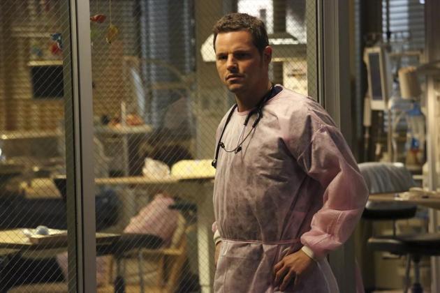 Karev in Pink