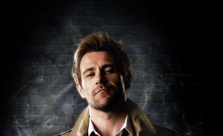 Matt Ryan as Constantine: First Look!
