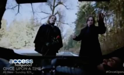 Once Upon a Time Clips: What a Witch