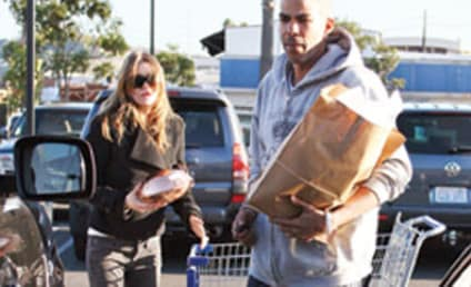 Ellen Pompeo & Chris Ivery Shopping