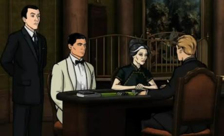 "Archer Review: ""Jeu Monegasque"""