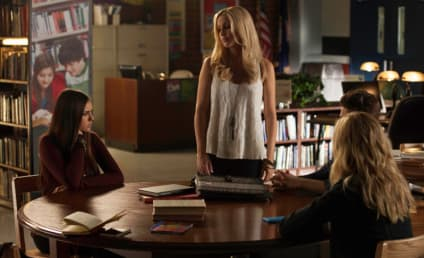 Vampire Diaries Picture Preview: The Wrath of Rebekah