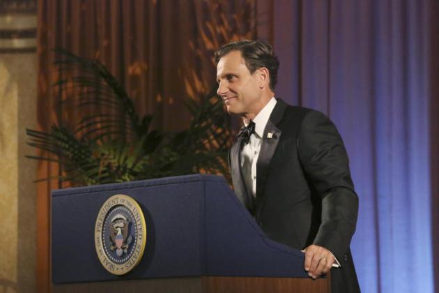 Fitz Gives a Speech