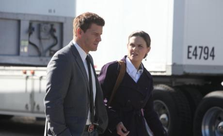 Booth, Brennan on the Case