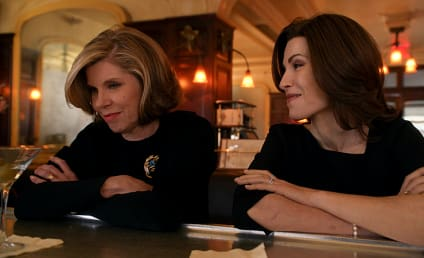 The Good Wife Review: A Canning Move