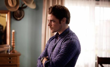 Josh Henderson as John Ross Ewing III