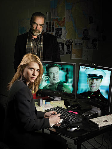 Homeland Cast Pic