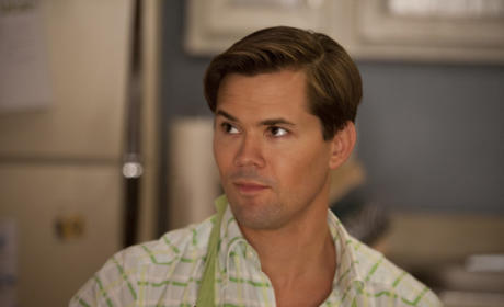Andrew Rannells as Elijah on Girls