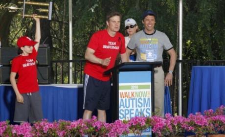 Autism Walk Photo
