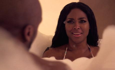 Kenya In the Bath - The Real Housewives of Atlanta Season 8 Episode 14