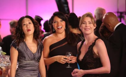 Grey's Anatomy Celebrates 200 Episodes: First Look!