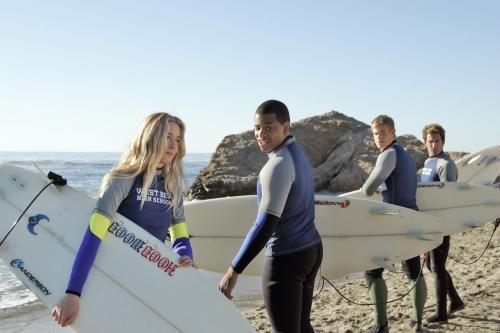 Surfing Pair