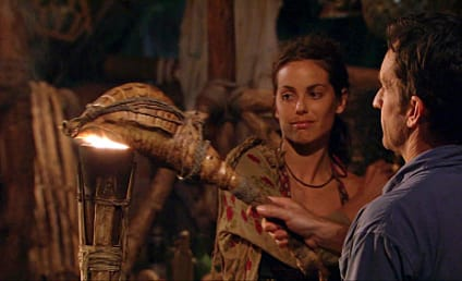 Danielle DiLorenzo on Survivor Elimination: Russell Was Threatened By Me