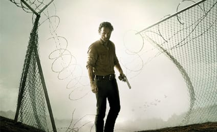 The Walking Dead Giveaway: Win a Series Poster Book!