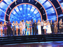 The First Elimination - Dancing With the Stars