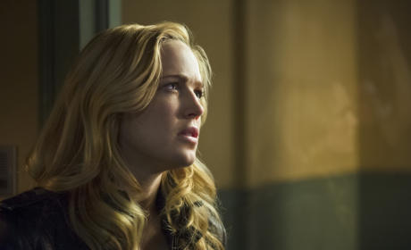Sara at the Precinct