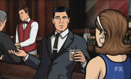 Archer Season 3 Premiere Clips
