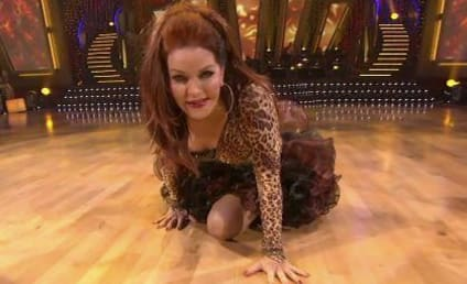 Dancing With the Stars Contestants Bid Farewell to Priscilla Presley