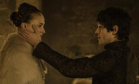 Ramsay with Sansa - Game of Thrones Season 5 Episode 6