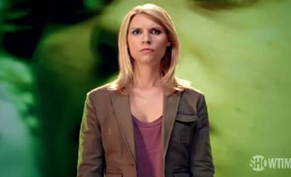 Homeland Season Two Teaser: Inside Carrie's Head