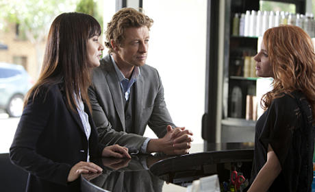 "The Mentalist Review: ""Like A Redheaded Stepchild"""