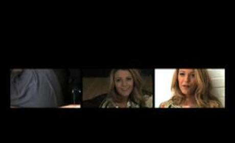 Blake Lively Gossip Girl Promo
