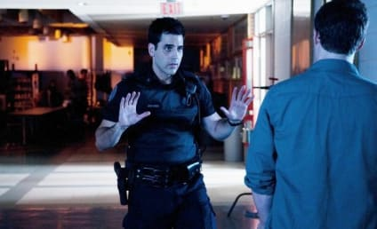 Rookie Blue Q&A: Ben Bass on the Evolution of Sam, Fellow Cast Members, Canadian Hockey