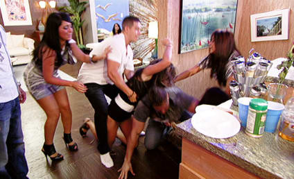 """Jersey Shore Review: """"All in the Family"""""""