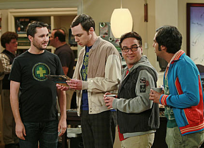 Watch The Big Bang Theory Season 5 Episode 5 Online