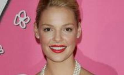 Katherine Heigl to Remain on Grey's Anatomy (For Now)