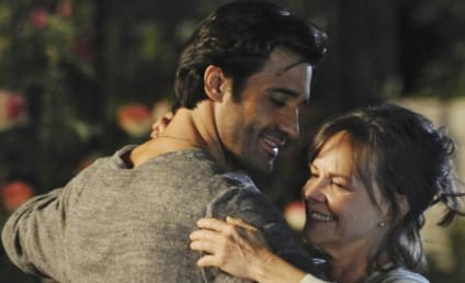 Gilles Marini Speaks on Brothers & Sisters Role