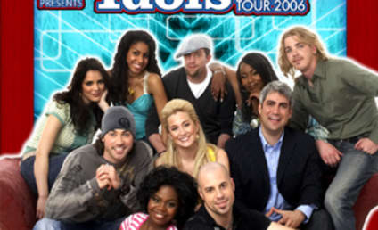 American Idol Tour Statistics Released