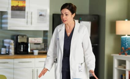 Saving Hope Review: You've Gotta Fight