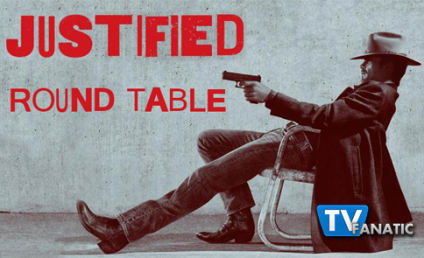 "Justified Round Table: ""Foot Chase"""