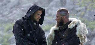 "Vikings Photos from ""Mercenary"""