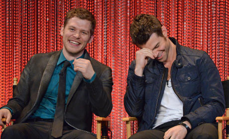 The Originals at PaleyFest: Who's Going Dark? Who Could Be Returning?