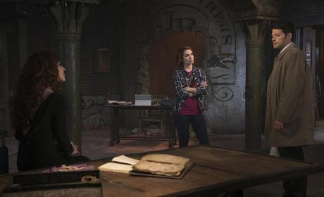 Three's Company - Supernatural Season 10 Episode 21