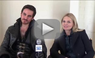 Jennifer Morrison and Colin O'Donoghue Interview