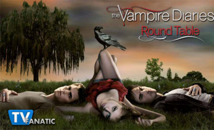 "The Vampire Diaries Round Table: ""By the Light of the Moon"""