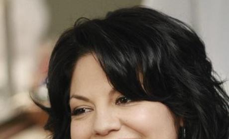 Pregnant Callie