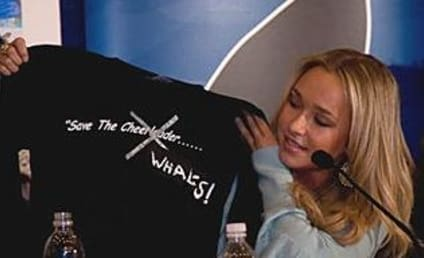 Hayden Panettiere: Save the Whales, Save the World!