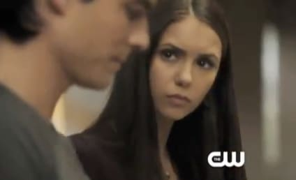 """Vampire Diaries """"Homecoming"""" Clip: What's the Plan?"""