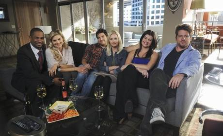 Happy Endings Midseason Report Card: A