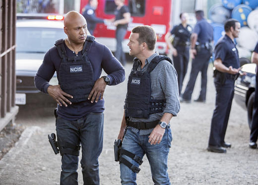 NCIS: Los Angeles - Home Is Where the Heart Is