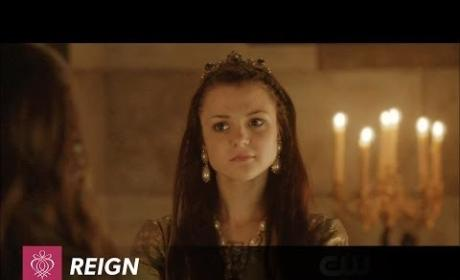 Reign Clip: Keeping Kinky King Henry Happy