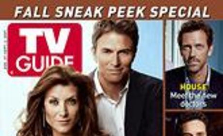 Private Practice on Cover of TV Guide