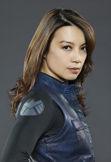 Ming-Na Wen as Agent Melinda May