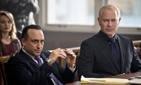 On Trial - Arrow Season 4 Episode 16