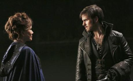 "Once Upon a Time ""Cricket Game"" Teasers: Murder & Magic!"