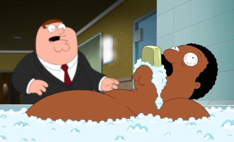 An Evil Bar of Soap - Family Guy